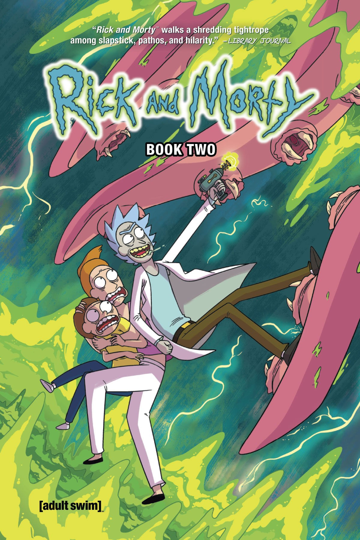 rick and morty book 1 pdf