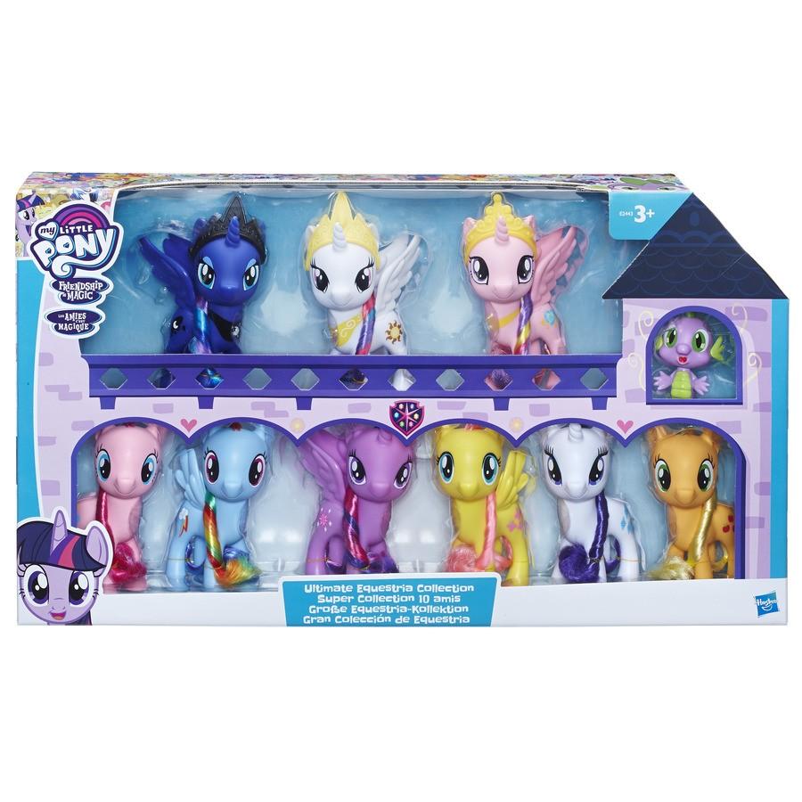 Hasbro Reveals My Little Pony Cutie