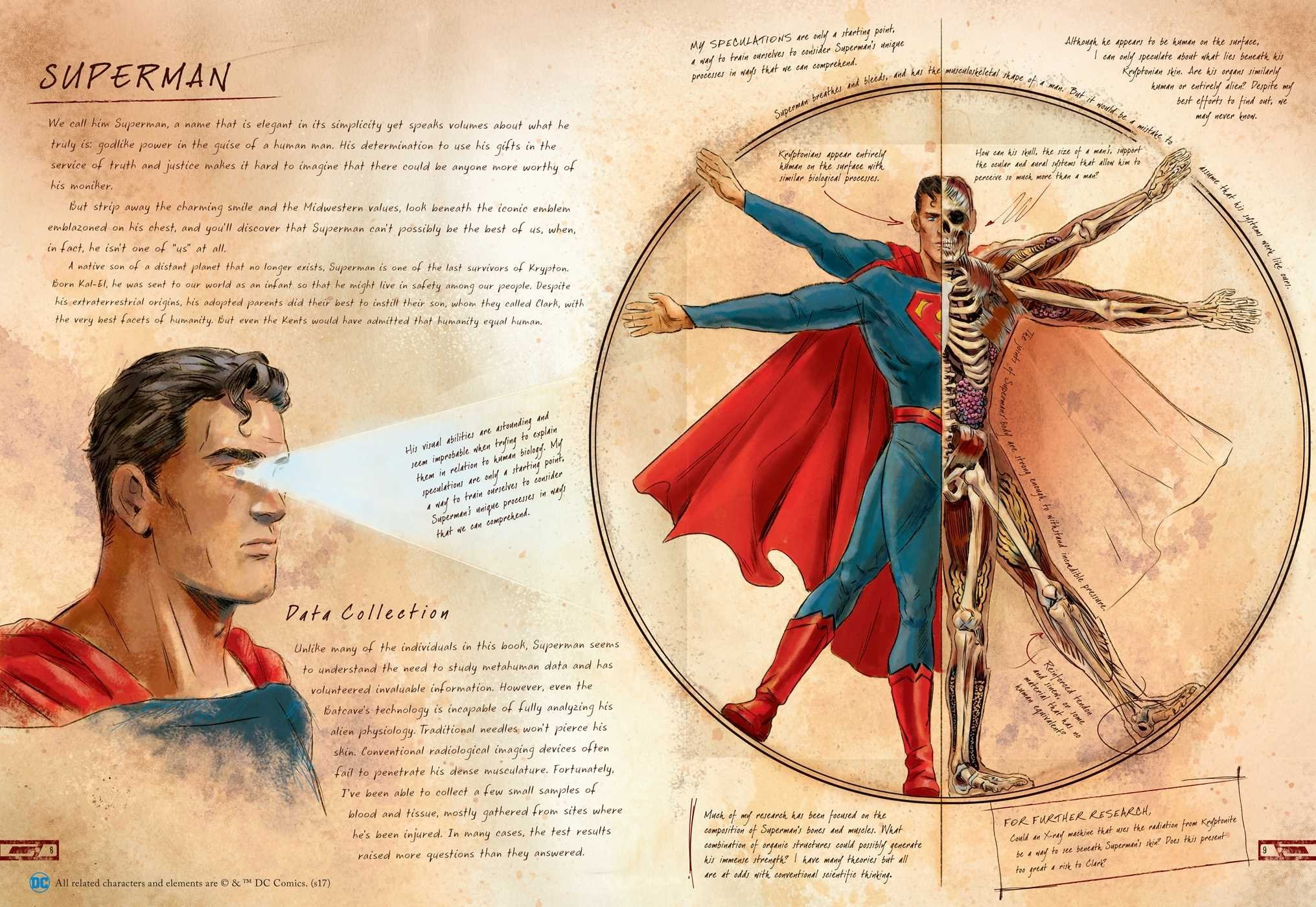Review: DC Comics: Anatomy of a Metahuman - Graphic Policy