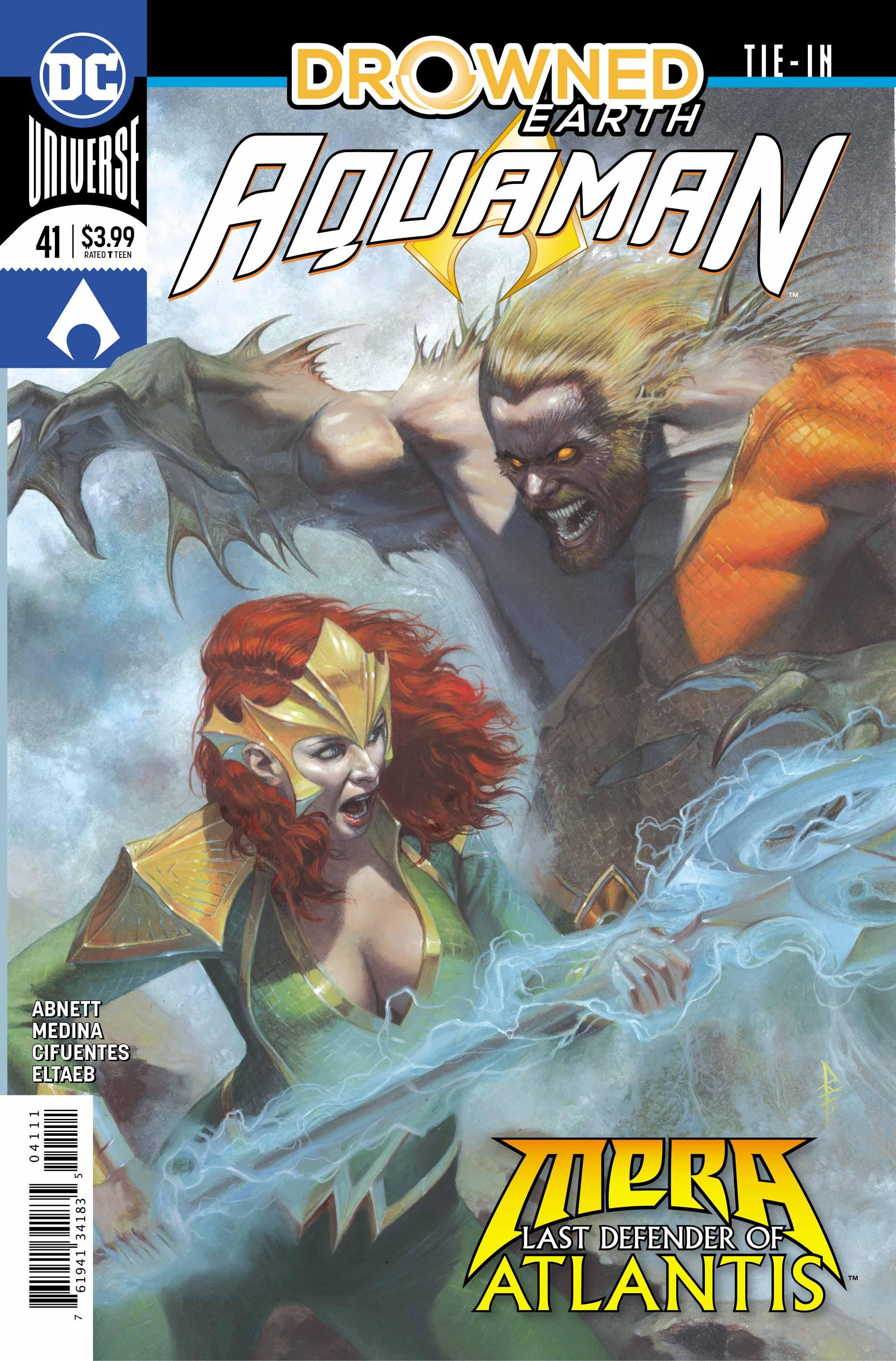 Preview: Aquaman #41
