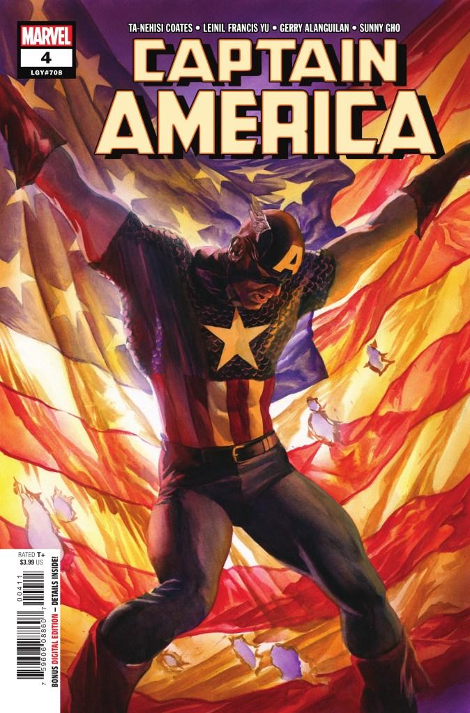 Preview: Captain America #4