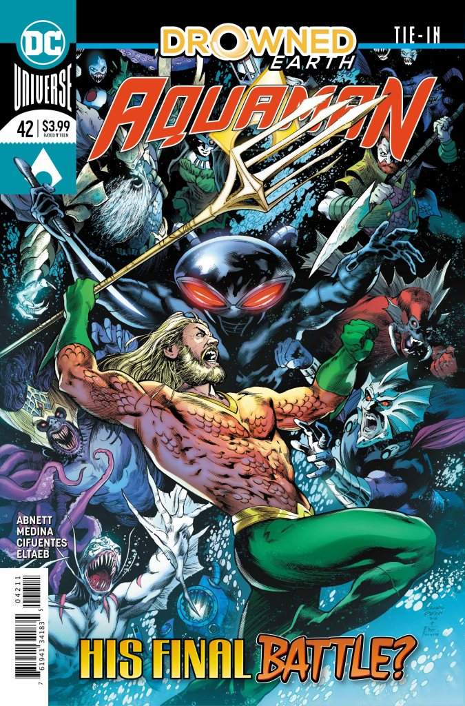 Preview: Aquaman #42